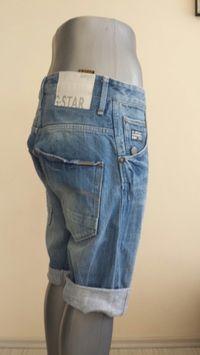 G - Star ARC 3D Loose Mens Size 31- 32 ОРИГИНАЛ! Мъжки Къси Панталони!