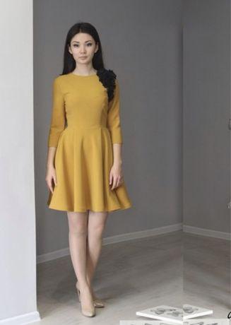 Платье от казахстанского дизайнера 6000 тг.