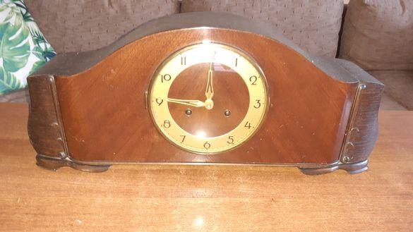 Стар настолен , механичен часовник-1940 г-100лв
