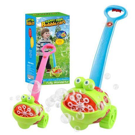 Машина за сапунени балони- жаба