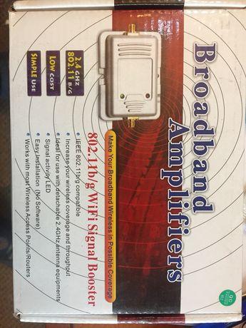 broadband 2w amplifiers