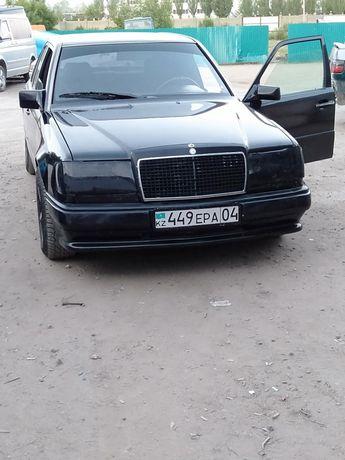 Мерседес бенс 124 кузов
