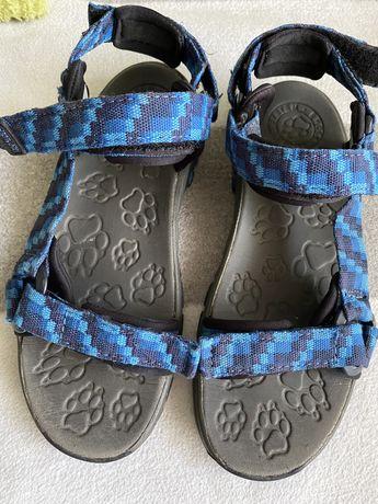 Sandale outdoor copii Jack Wolfskin, mar. 35