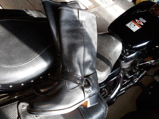 Cisme moto chopper dama 36