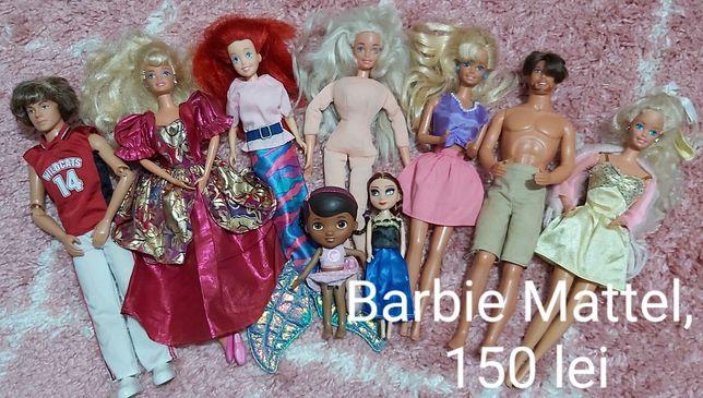 Lot Barbie Mattel