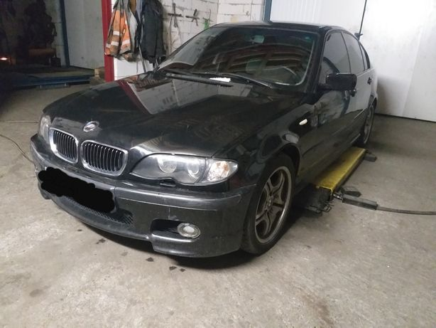 Piese BMW 320 automat din 2004 motor 3.0 diesel