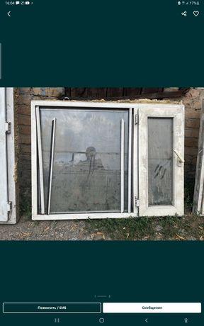 Продам срочно двери и пластиковые окна