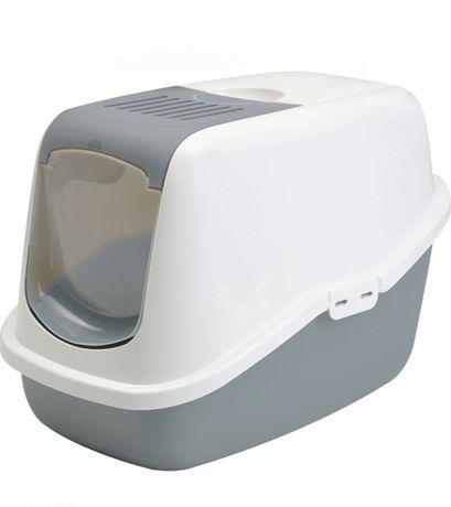 Туалет домик биотуалет для кошек для собак