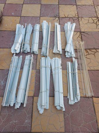 Продавам  вътрешни алуминиеви  щори.