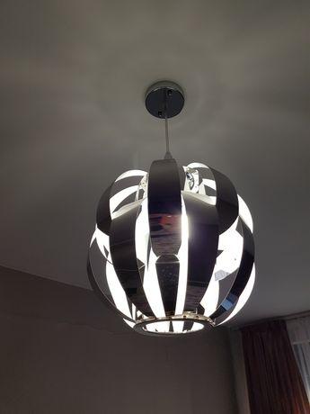 Модерен огледален абажур