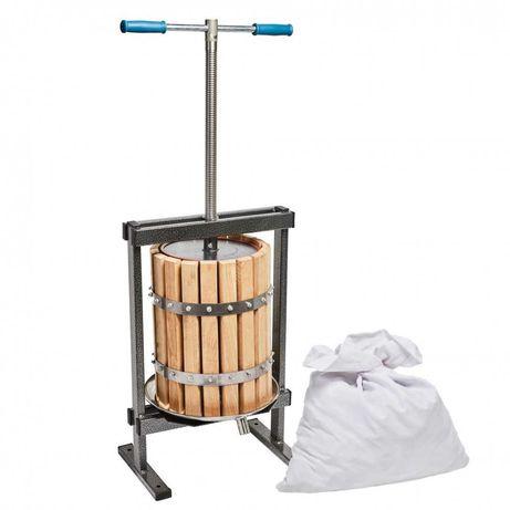 Teasc pentru struguri din lemn de fag Vilen 20L