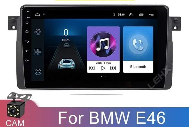 Navigație Android BMW E46