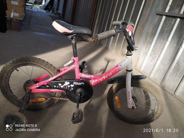 Велосипед от 5 до 9 лет