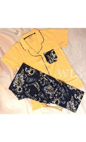 Пижамы. Домашняя одежда. Одежда в период кормления.
