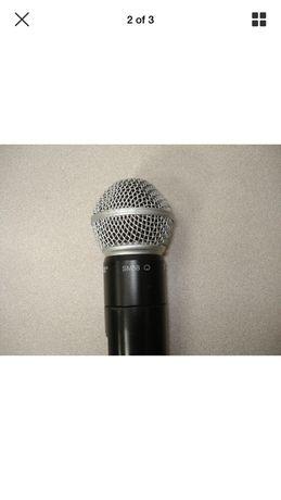 Microfon Shure ULX2/SM58 si Shure ULXP4 wireless