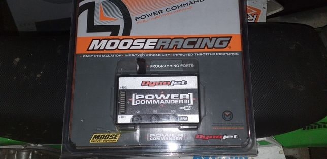 Power comander Yamaha wr250r