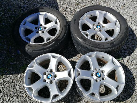 BMW джанти 18 цола оригинални Х5