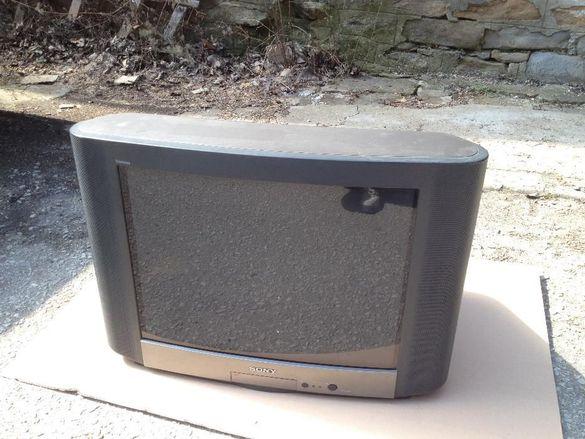 телевизор Сони 29 инча 100херца