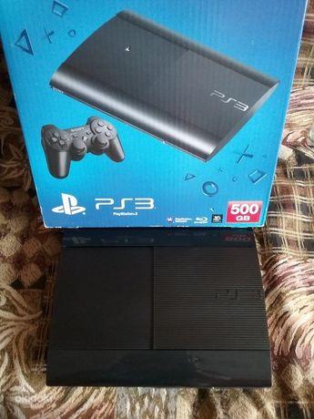 Playstation 3 super slim  прошитая