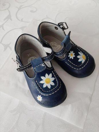 Pantofi / balerini Kicker's fetite, marime 21, 13,2cm lungime interior