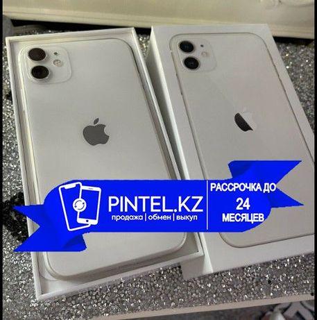 Рассрочка на Apple iphone 11. Айфон 11. 256гб. Тараз. Нов.