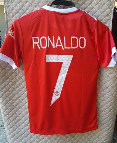 Роналдо 7 Манчестър Юнайтед сезон 2022 ново детски комплект