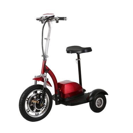 Tricicleta Electrica Zappy, Autonomie 30-40 km,