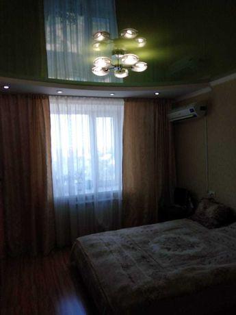 Срочно продается 3х ком квартира в 9 мкр. с хорошим ремонтам.