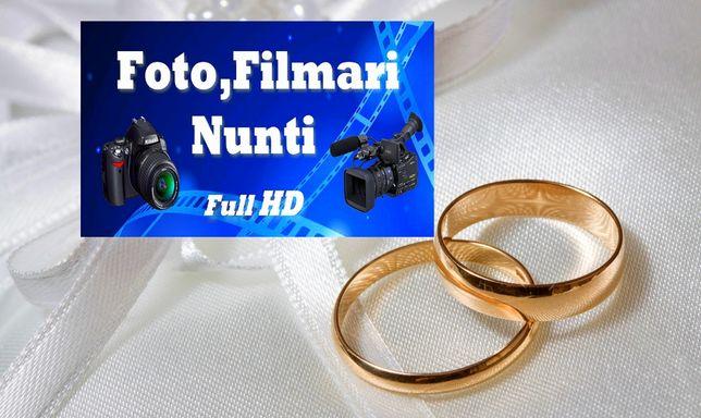 DJ,Foto,Filmari Nunti - Oferta!!!