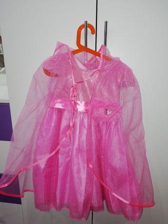 Продам бальное платье на 5-6 лет р-р 34