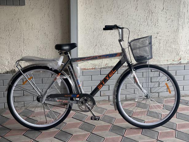 Велосипед stels, стэлс, батлер, 28 колеса, городской велосипед, урал