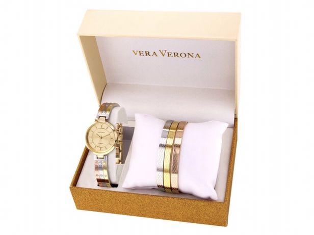 Set ceas si bratari Vera Verona nou