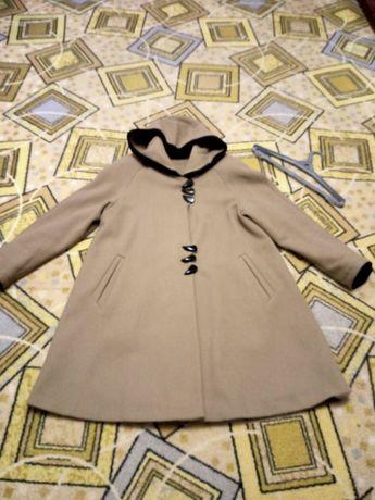 Кашемированное пальто