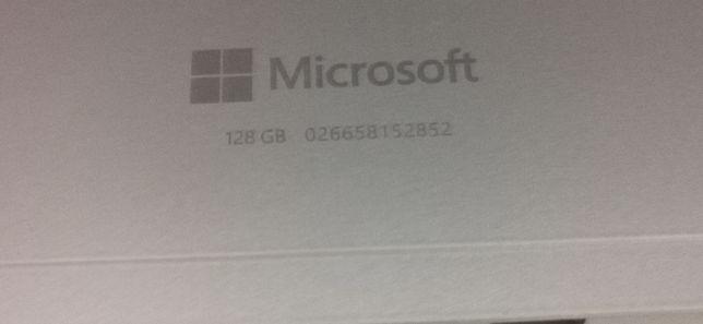 Tableta Microsoft Surface 128gb defecta