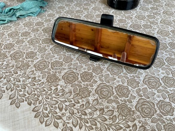 Стъкло за задно виждане рено клио 3