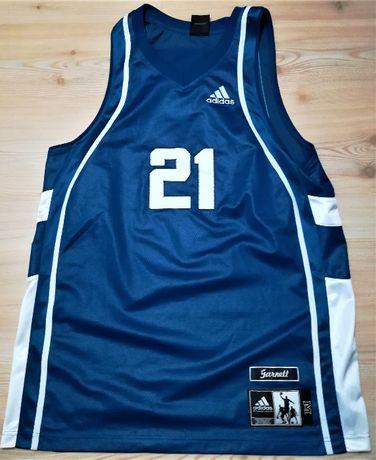 Maiou de baschet Adidas Kevin Garnett NBA Minnesota Timberwolves, M