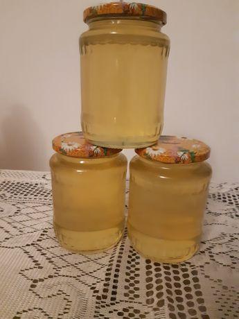 Miere de albine de salcam 100% naturală