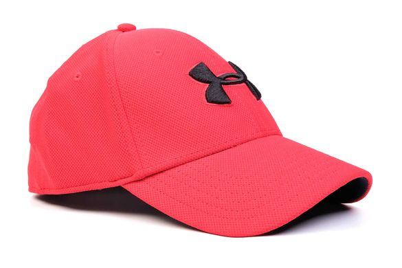 Under Armour M/L -Оригинална червена шапка с козирка