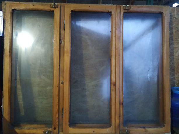 Ferestre din lemn cu geam duble