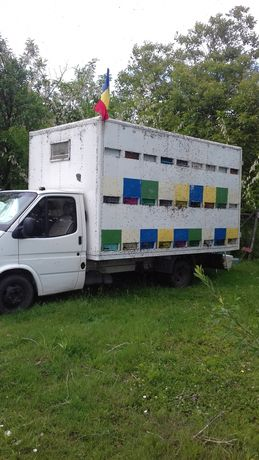 Vand camion apicol