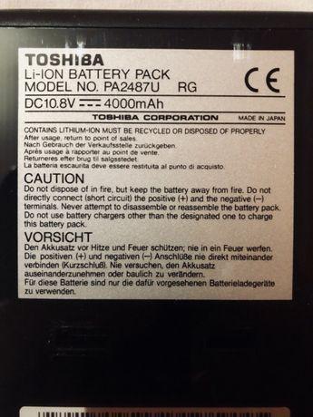 Acumulatoare baterii laptop Toshiba, Dell, Asus
