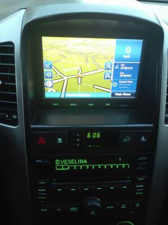 Карти за България за навигация Chevrolet Captiva i Opel Insignia