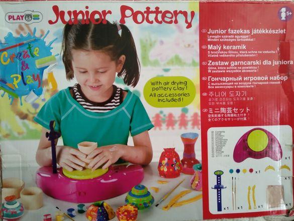 Образователни игри и много играчки