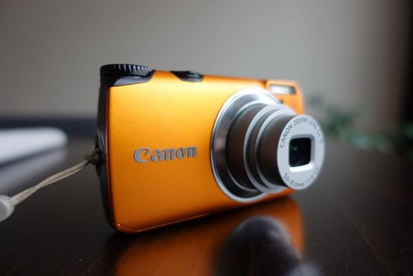 Фотоапарат Canon PowerShot A3200 IS