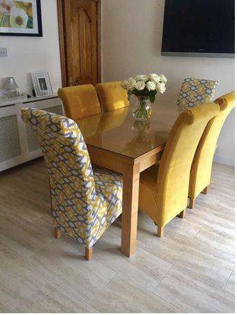 Луксозни еластични калъфи за стол