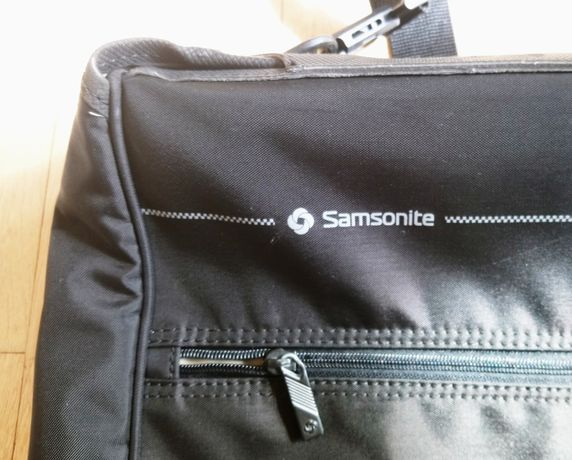 SAMSONITE куфар гардероб (шранк): 62/16/45см за 3 закачалки