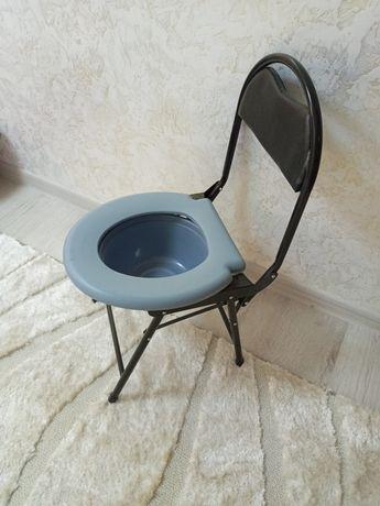 Стул - туалет складной