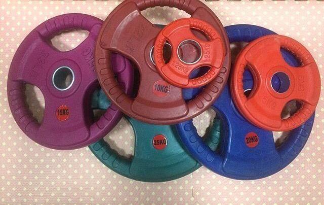 Олимпийские блины (диски) для штанги 50мм
