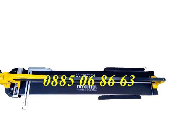 Машина за рязане на плочки, фаянс, теракот DEWALT с лазер 1200 мм