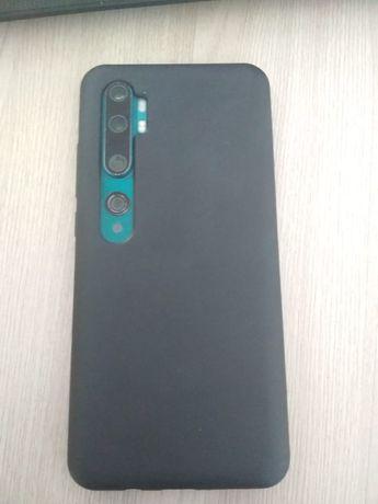 XIAOMI Mi Note 10 pro в хорошем состоянии, полный комплект, чек.